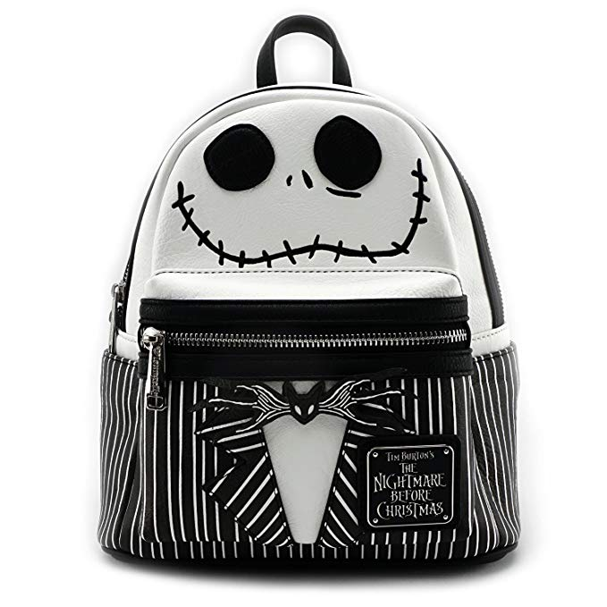 Loungefly x The Nightmare Before Christmas Jack Cosplay Faux Leather Backpack