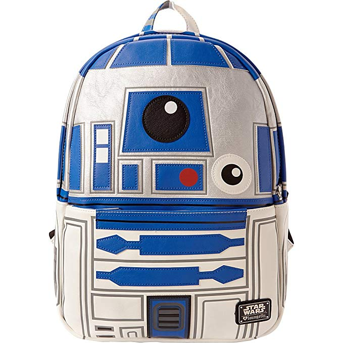 Star Wars R2D2 Faux Leather Backpack