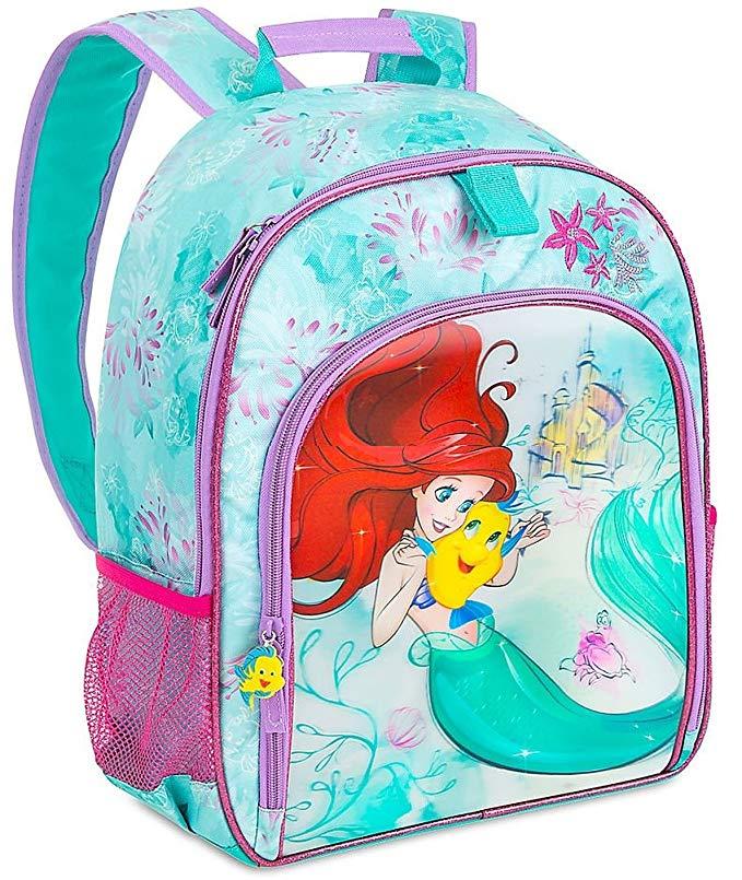 Disney Store Ariel - The Little Mermaid - Backpack