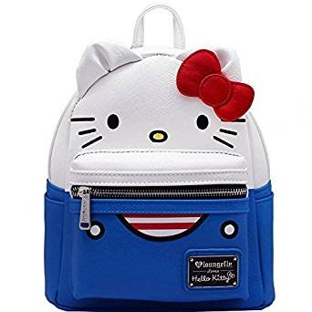 Loungefly X Sanrio Hello Kitty Suit Mini Festival Backpack