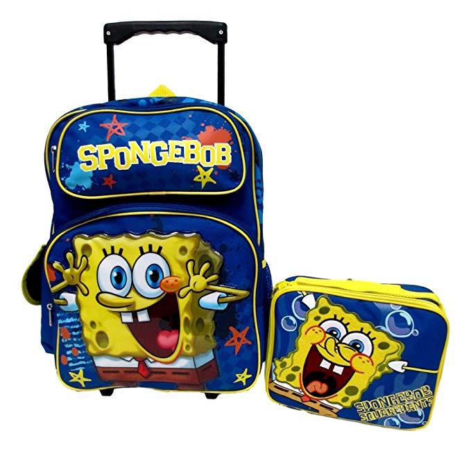 Sponge Bob Squarepants Nickelodeon Large 16
